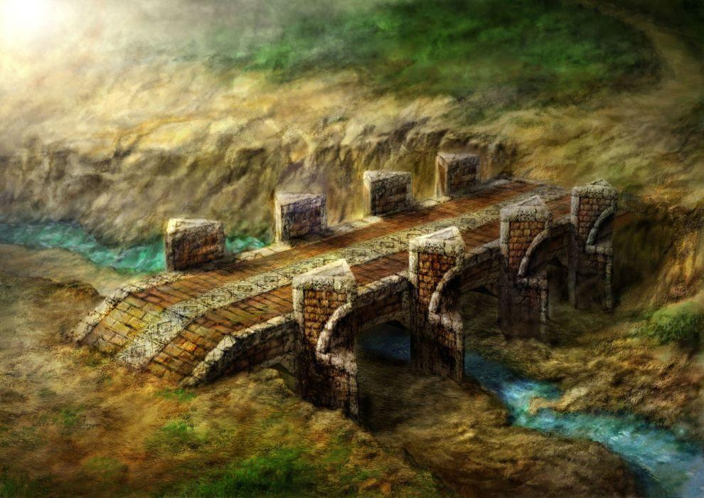 DEKARON ONLINE fantasy mmo rpg middle ages medieval 1dekao action fighting 2moons bridge wallpaper
