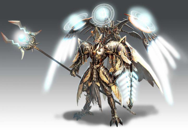 DEKARON ONLINE fantasy mmo rpg middle ages medieval 1dekao action fighting 2moons warrior wallpaper