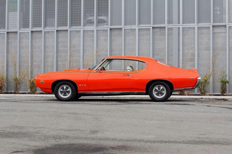 1969 Pontiac GTO Judge Muscle Classic USA d 5100x3400-06 wallpaper