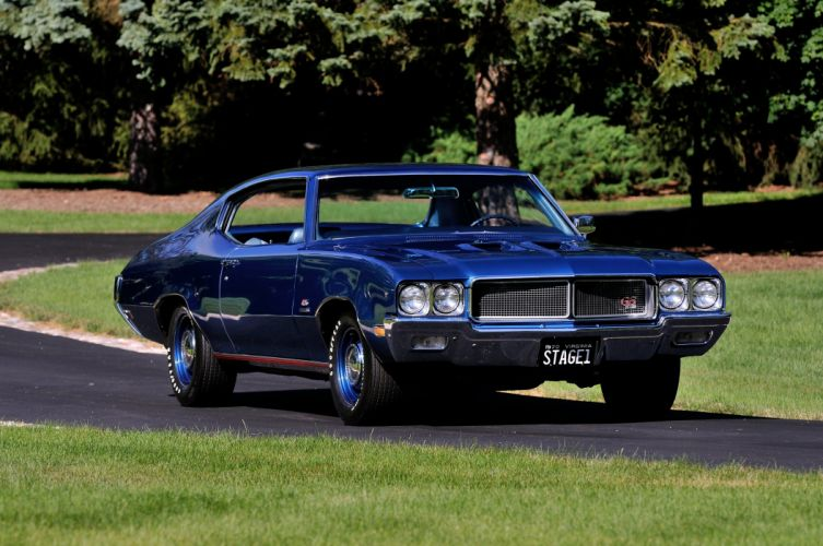 1970 Buick GS Stage1 Muscle Classic USA d 4200x2790-19 wallpaper