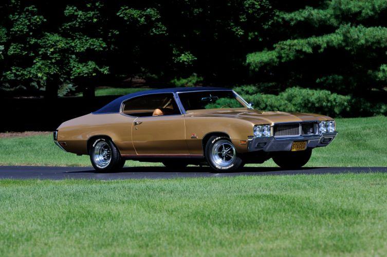 1970 Buick GS Stage1 Muscle Classic USA d 4200x2790-01 wallpaper