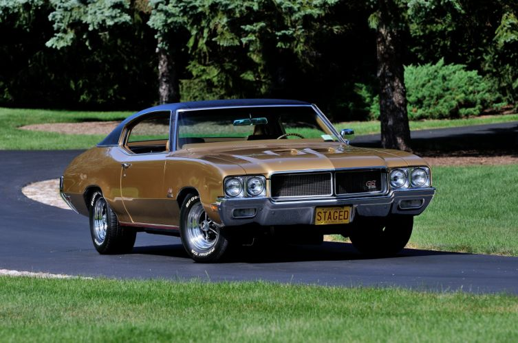 1970 Buick GS Stage1 Muscle Classic USA d 4200x2790-06 wallpaper