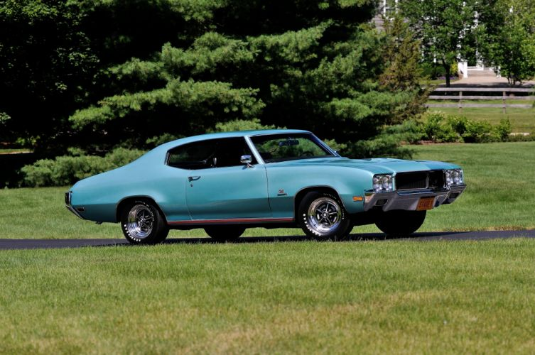 1970 Buick GS Stage1 Muscle Classic USA d 4200x2790-12 wallpaper