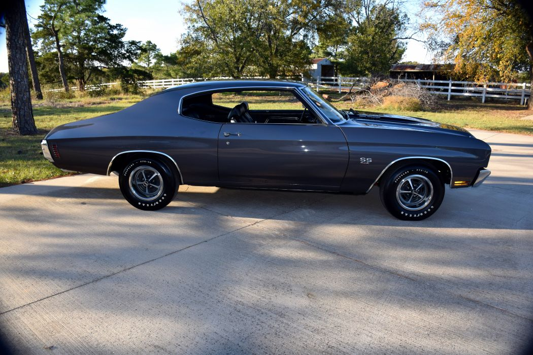 1970 Chevrolet Chevelle LS6 Muscle Classic USA d 6000x3375-04 wallpaper