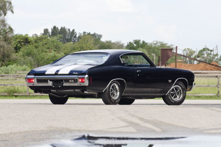 1970 Chevrolet Chevelle LS6 Muscle Classic USA d 4815x3210-06 wallpaper