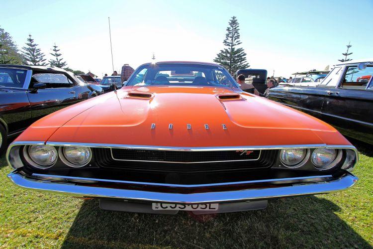 1970 Dodge Challenger RT Muslce Classic USA d 5184x3456-01 wallpaper