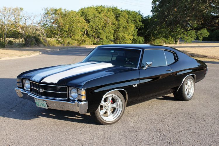 1971 Chevy Chevelle SS Muscle Classic USA d 5100x3400-01 wallpaper