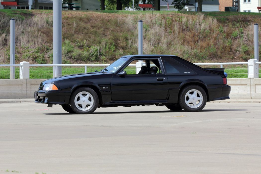 1991 Ford Mustang GT Muscle USA d 5100x3400-02 wallpaper