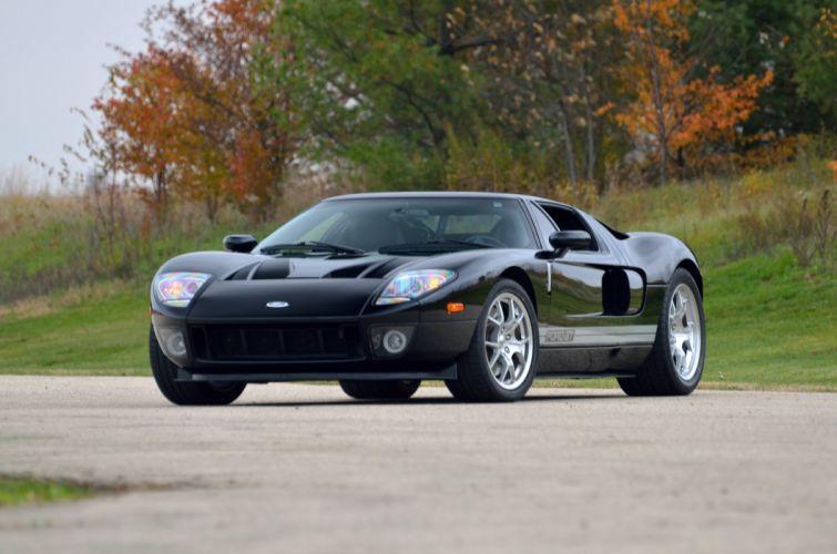 2005 Ford GT Muscle Super Car Supercar USA d 4800x3179-16 wallpaper
