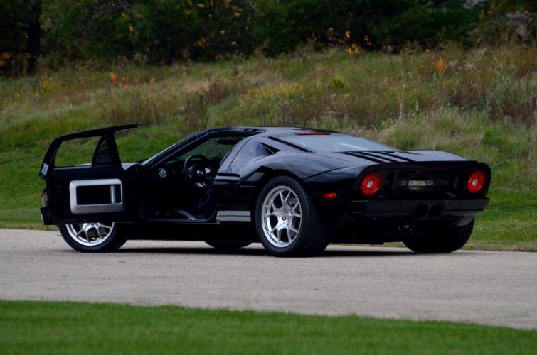 2005 Ford GT Muscle Super Car Supercar USA d 4800x3179-19 wallpaper