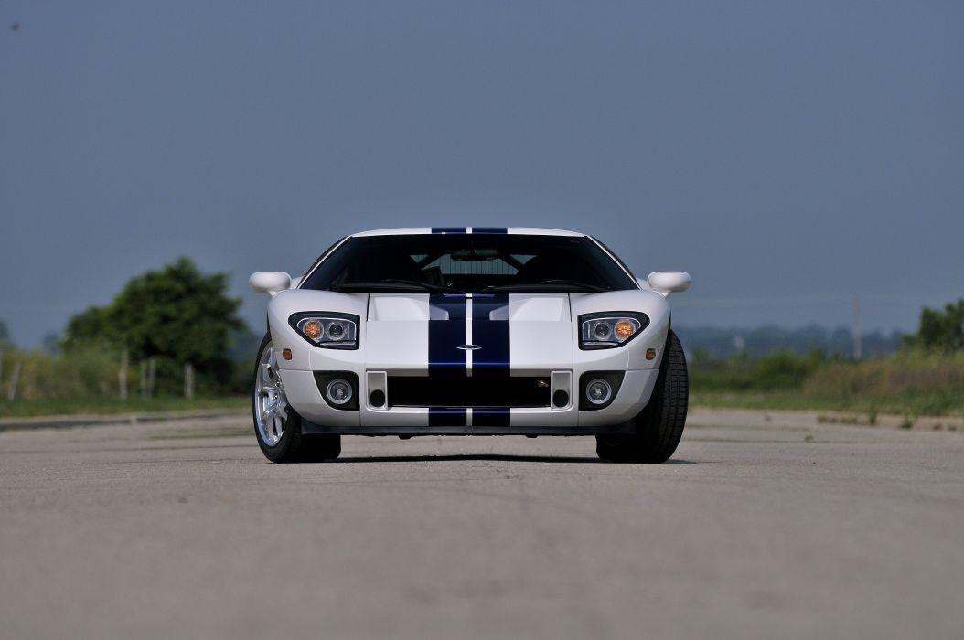 2005 Ford GT Muscle Super Car Supercar USA d 4200x2790-09 wallpaper