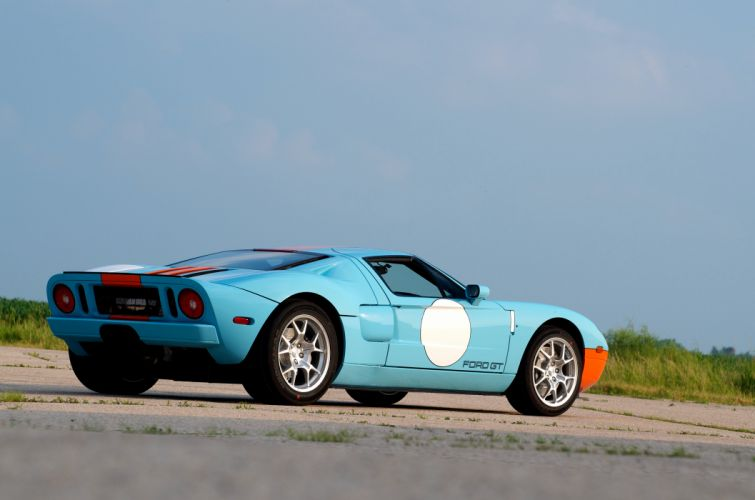 2006 Ford GT Muscle Super Car Supercar USA d 4800x3179-06 wallpaper