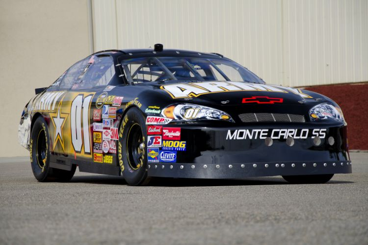 2007 Chevrolet Monte Carlo NASCAR Race Stockcar USA d 4500x3000-01 wallpaper