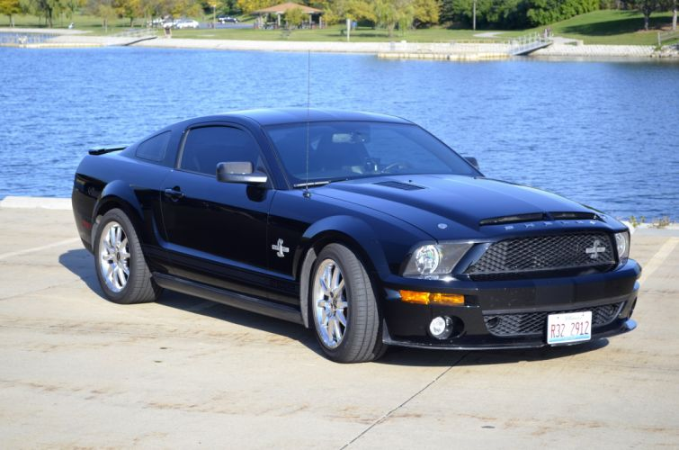 2008 Ford Mustang Shelby GT200KR Muscle Supercar USA d 4800x3179-01 wallpaper