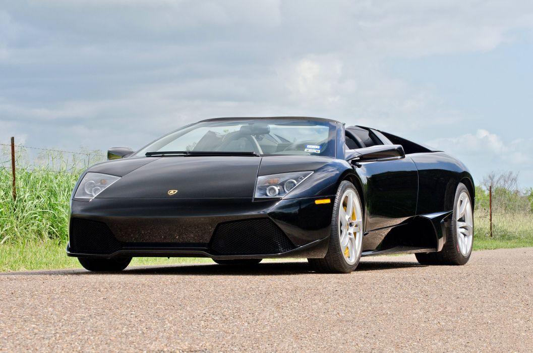 2008 Lamborghini Murcielago LP640 Supercar Exotic Italy d 4500x2980-01 wallpaper