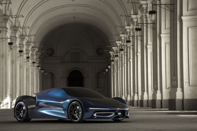 IED Syrma Concept cars 2015 wallpaper