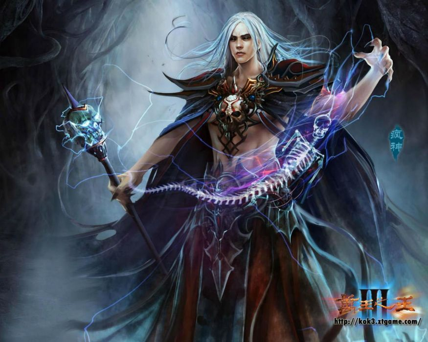 Downaload Overlord King And Warriors Art Wallpaper: KING Of KINGS 3 Fantasy Mmo Rpg Action Fighting Online