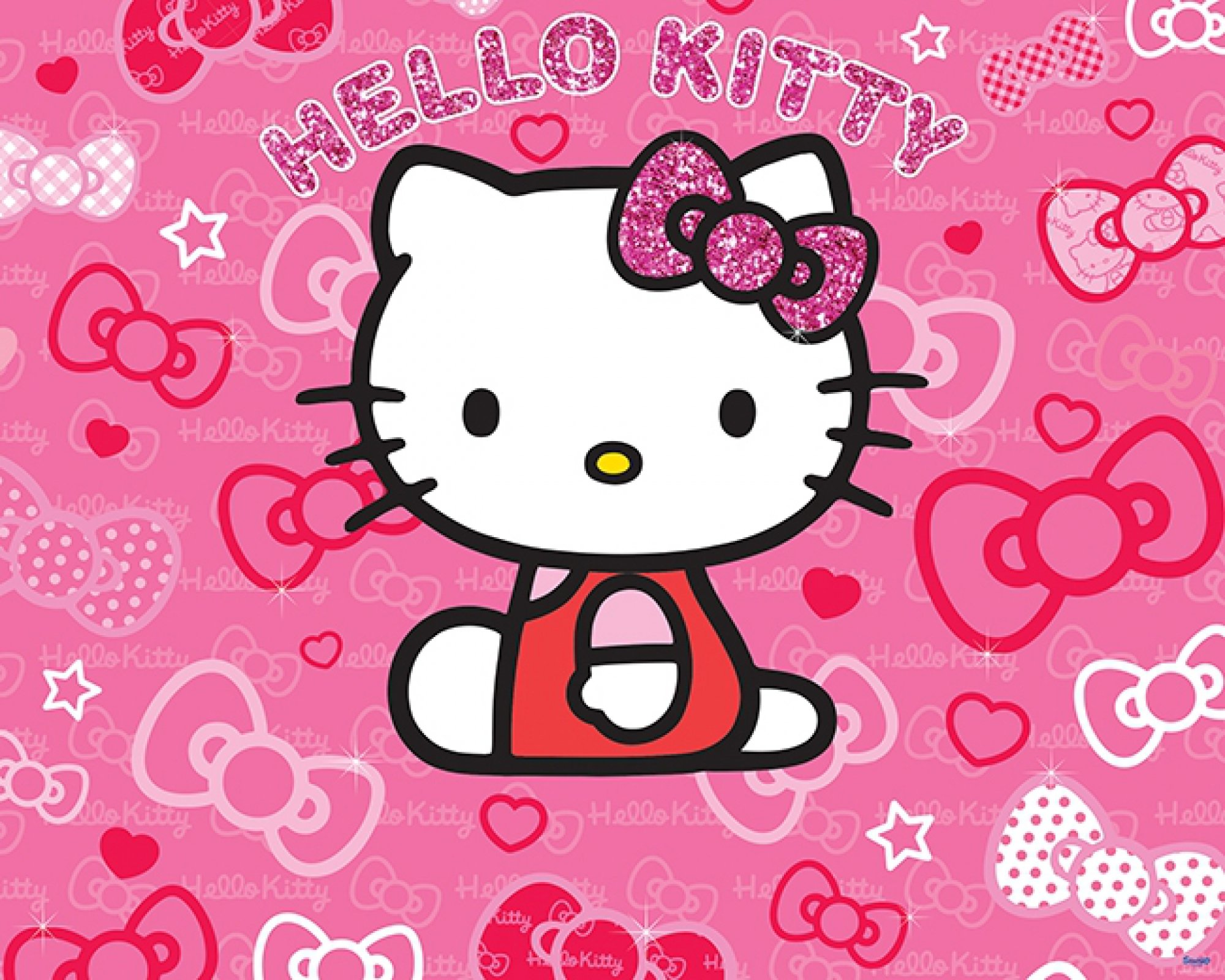 hello kitty white cartoon - photo #24