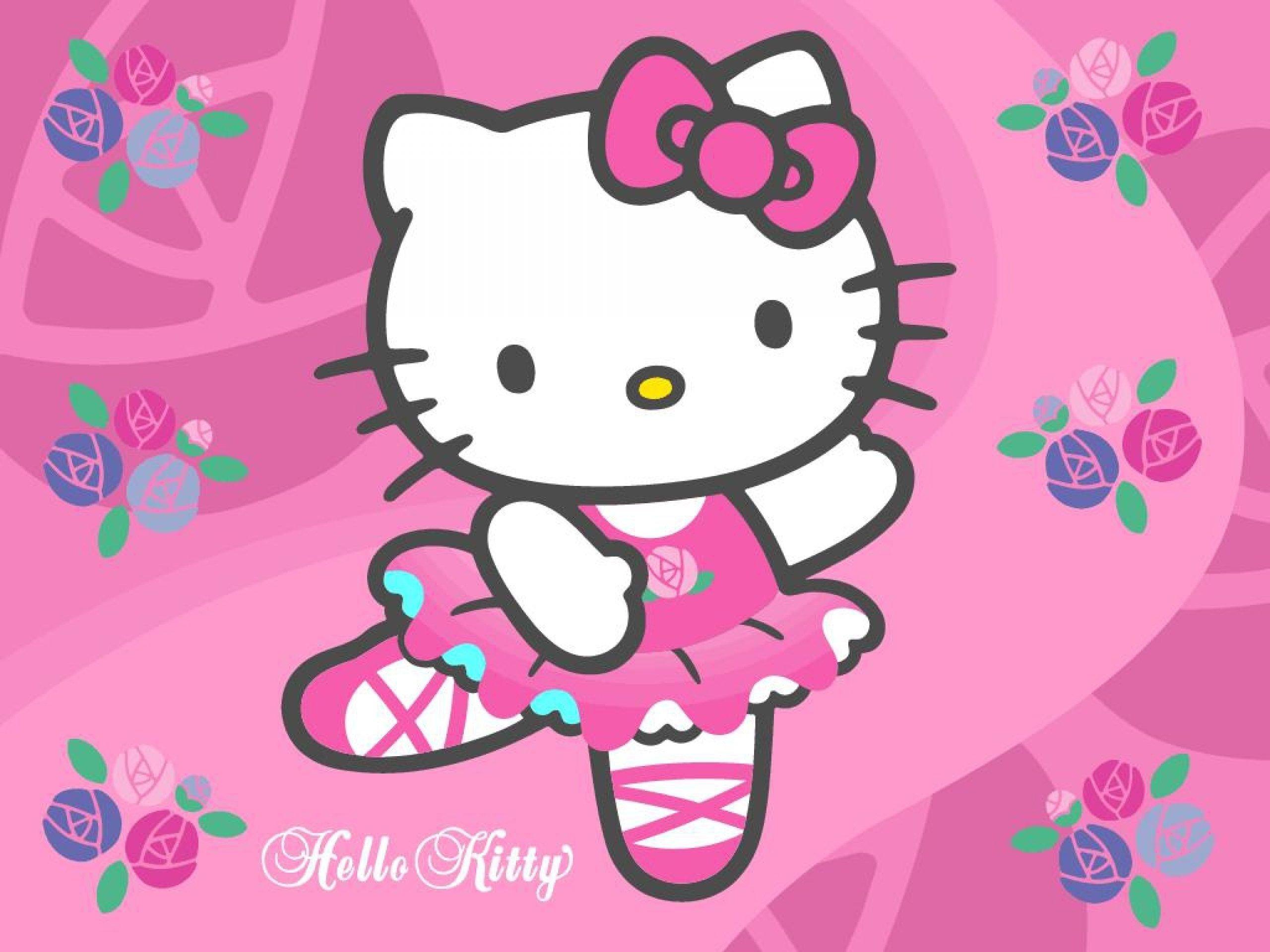 hello kitty white cartoon - photo #21
