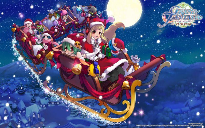 GRAND FANTASIA Dreamy Journey Online anime mmo rpg fantasy 1gfant adventure action fighting exploration sprite wallpaper