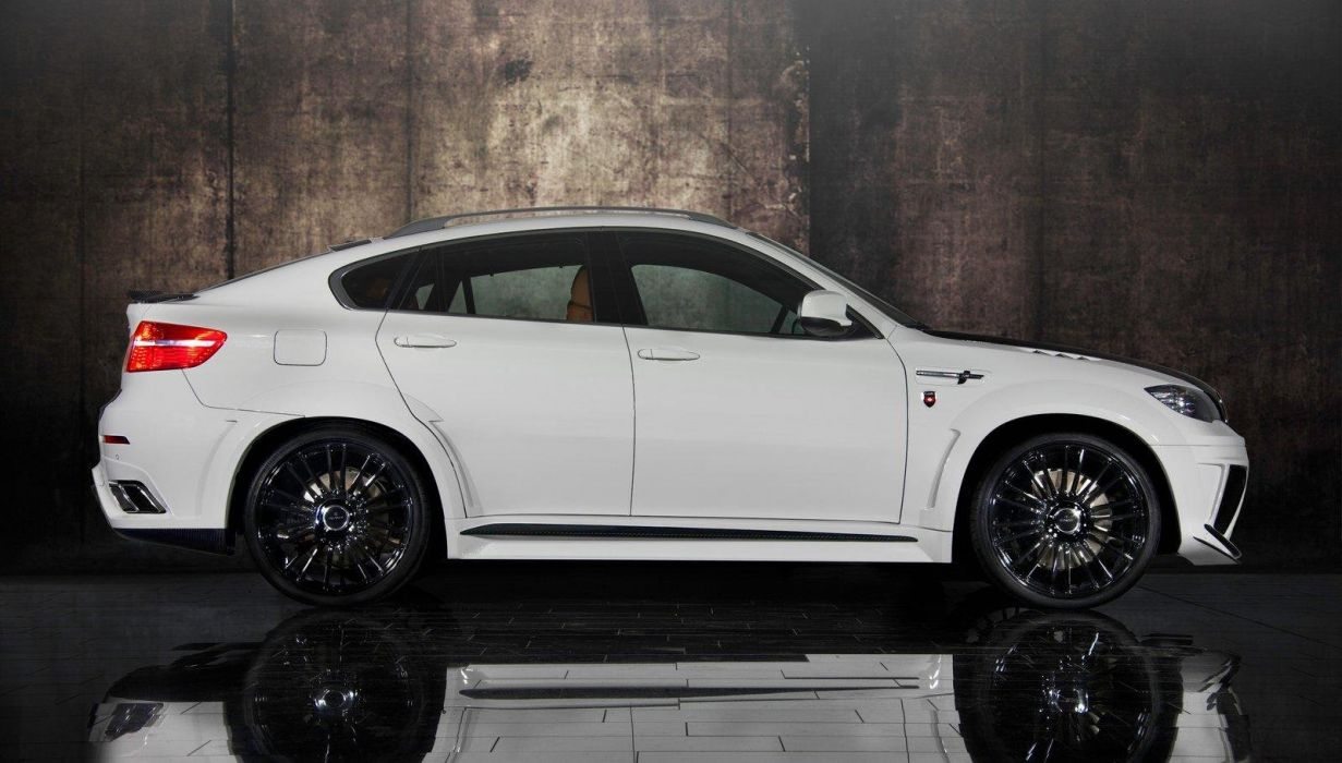 Mansory BMW X6M suv cars tuning wallpaper