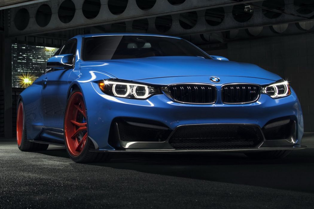 Vorsteiner BMW M 4 GTRS4 2015 tuning coupe wallpaper