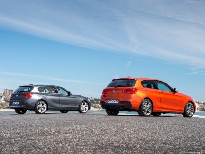 BMW 1-Series Urban Line 2016 cars wallpaper