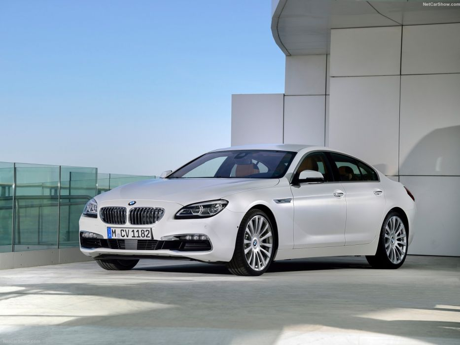 2015 6-Series BMW cars Coupe facelift Gran wallpaper