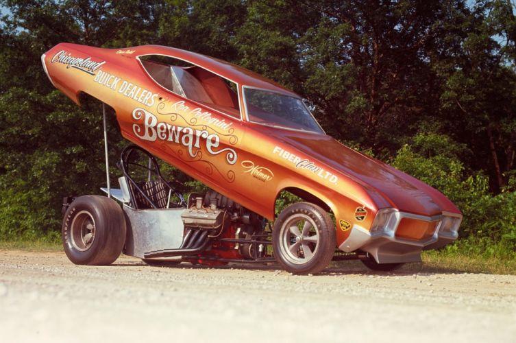 1968 Buick Funny Car Dragster Drag Race USA 2048x1360-01 wallpaper