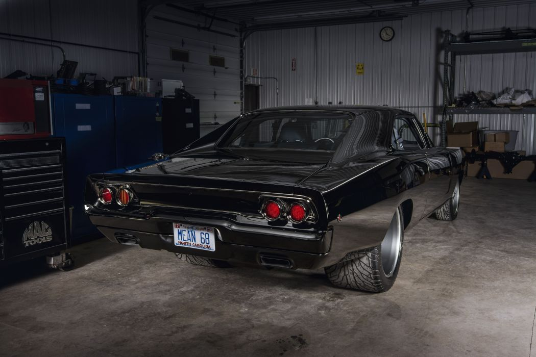 1968 Dodge Charger Rt Muscle Streetrod Streetmachine Street Rod Hot