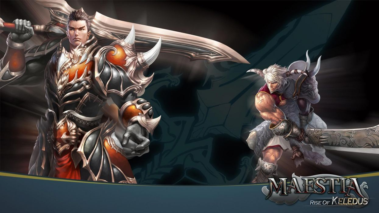 MAESTIA ONLINE fantasy mmo rpg adventure action strategy fighting gods Rise Keledus 1maestia elf elves poster wallpaper