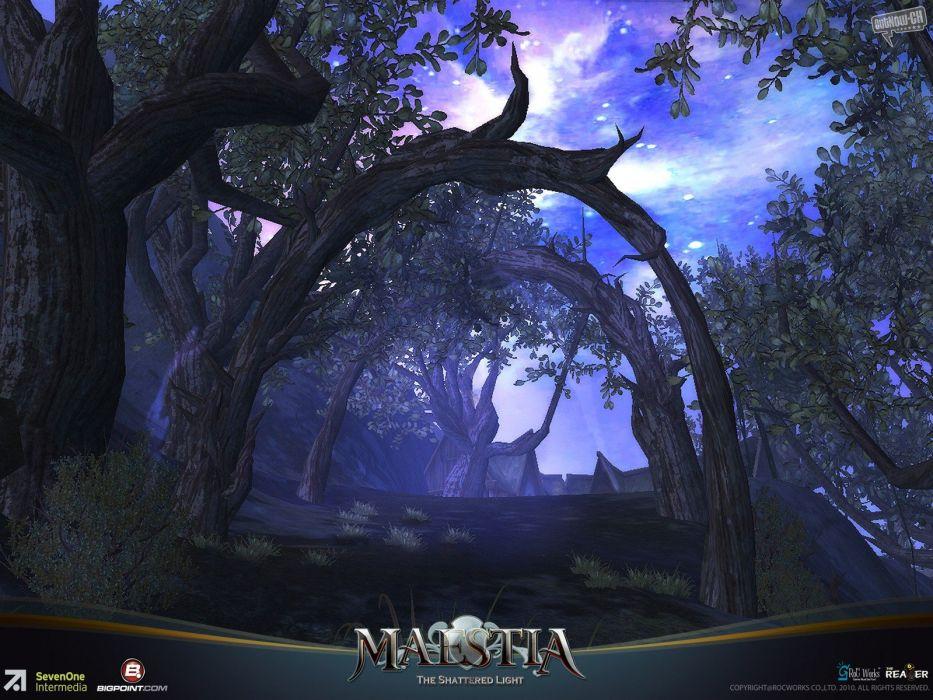 MAESTIA ONLINE fantasy mmo rpg adventure action strategy fighting gods Rise Keledus 1maestia elf elves poster wallpaper