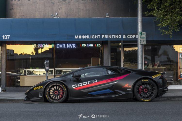 2014 huracan Lamborghini lp610 4 Supercar wallpaper