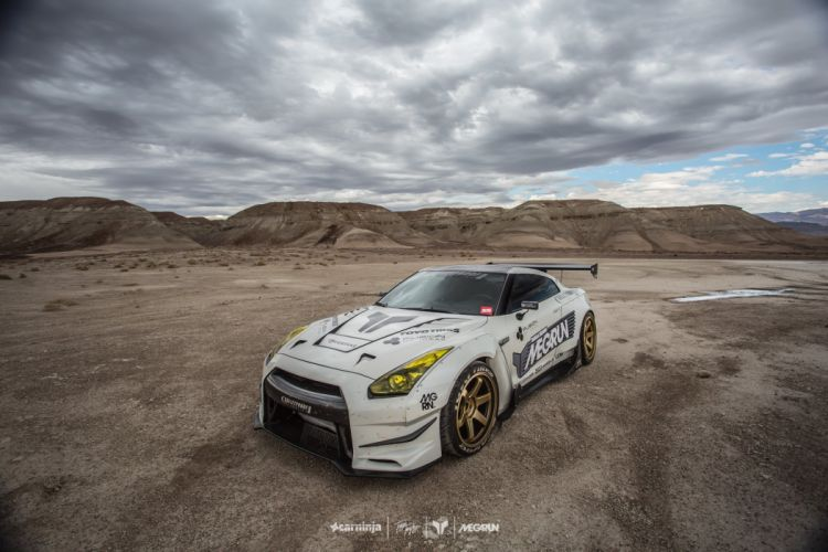 nissan gtr body kit coupe cars wallpaper