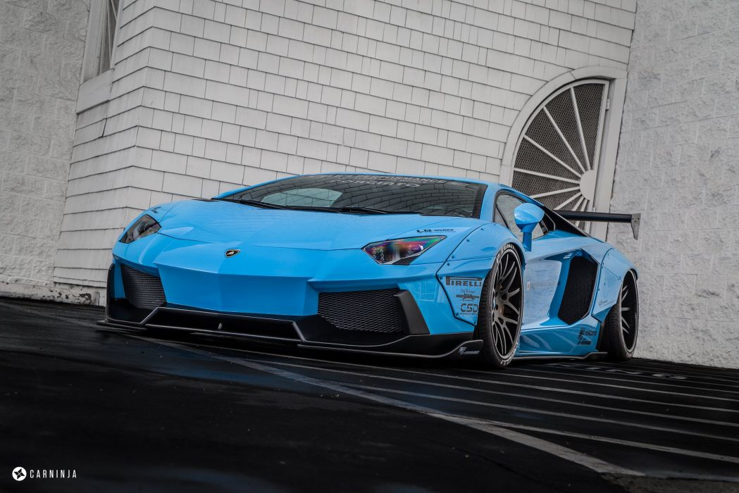 Aventador Lamborghini Supercar supercars cars body kit wallpaper