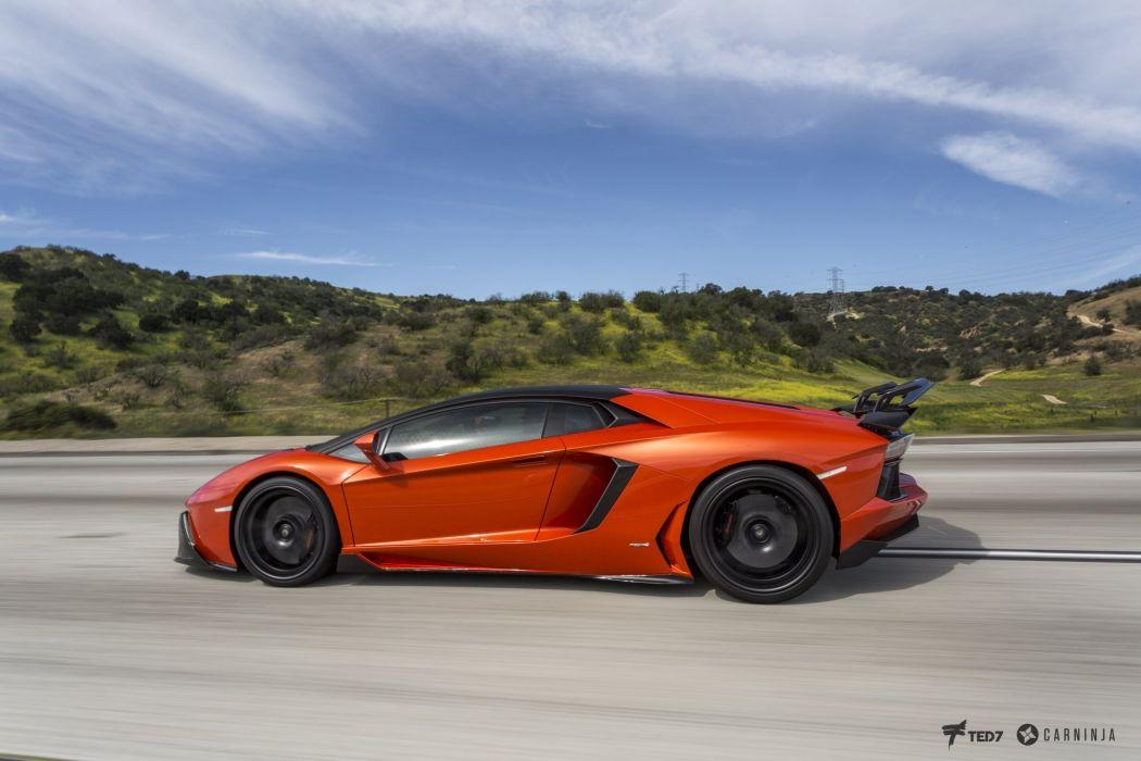 Aventador Lamborghini Supercar supercars cars body kit wallpaper