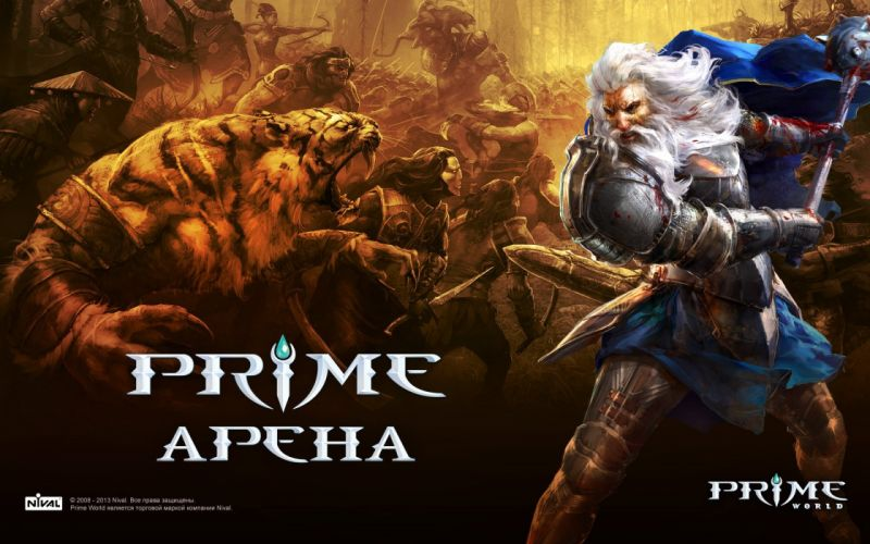 PRIME WORLD fantasy mmo rpg online action fighting adventure arena tower defense strategy 1primew warrior sci-fi poster wizard sorcerer wallpaper