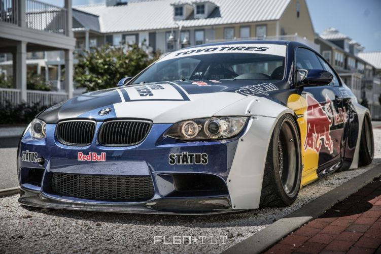 BMW tuning cars body kit wallpaper