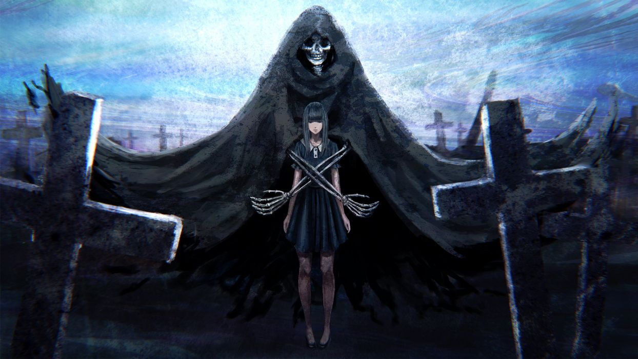 Dead Girl Wallpaper