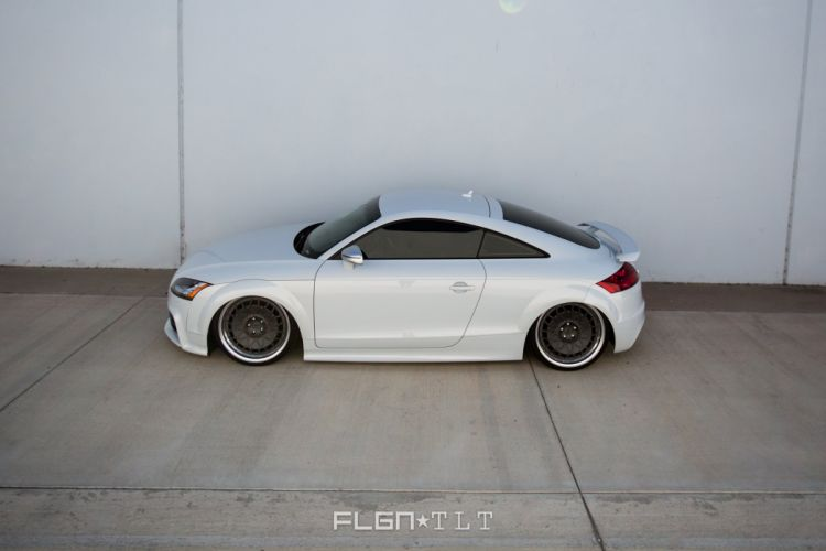 audi TT RS cars tuning wheels wallpaper