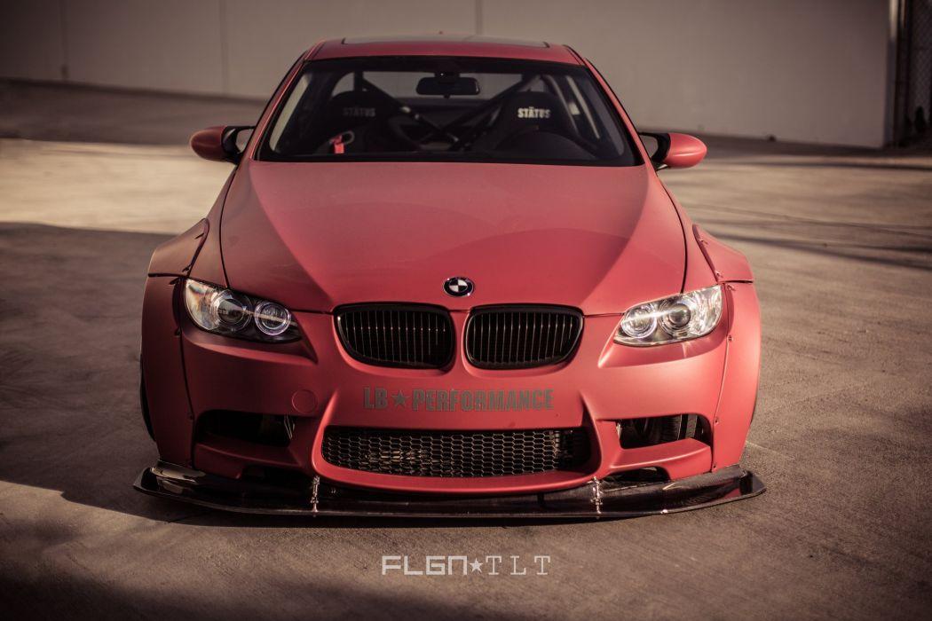LB Performance BMW e92 M 3 cars body kit wallpaper