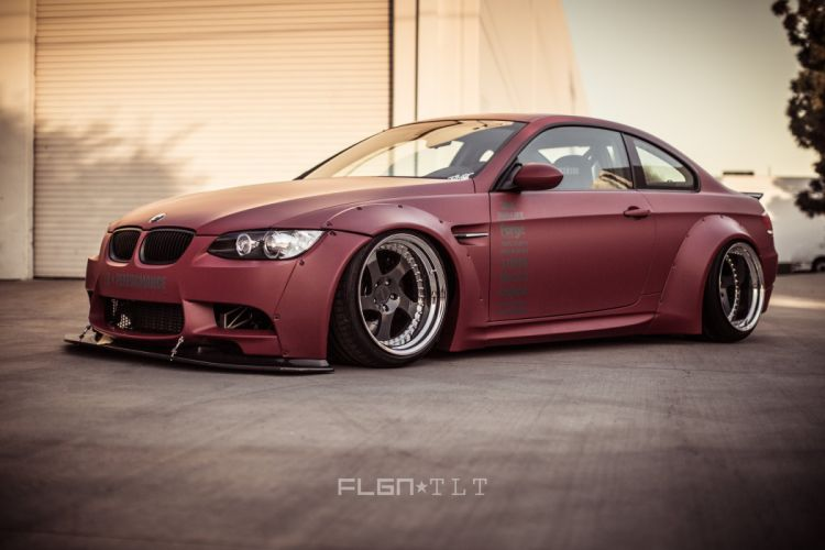 LB Performance BMW e92 M 3 cars body kit wallpaper