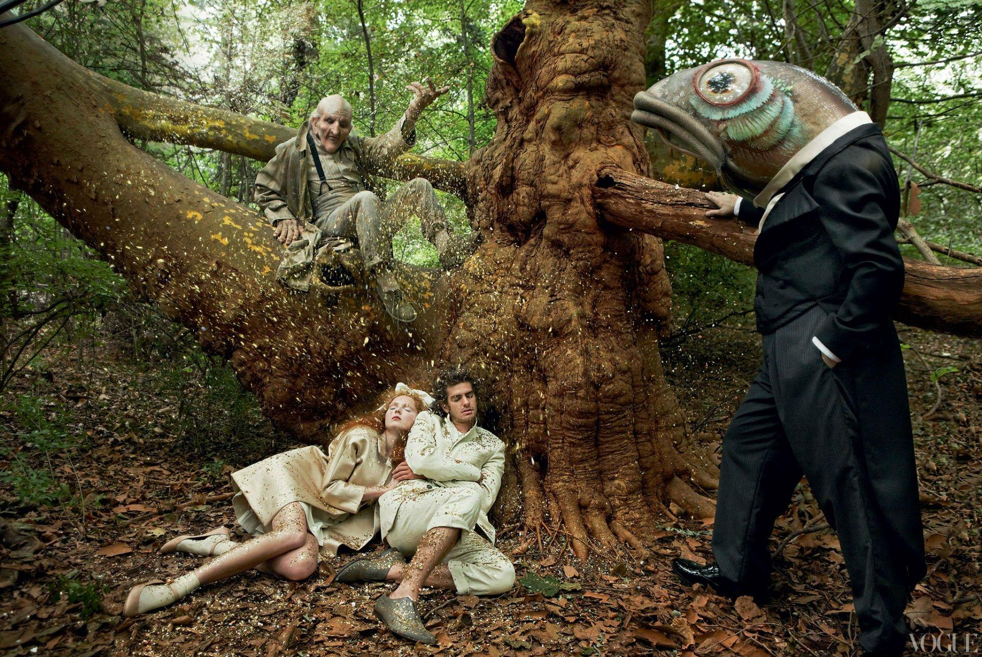 DISNEY DREAM Annie Leibovitz series fantasy cosplay fairy tale 1ddp advertisement dreams actor ...