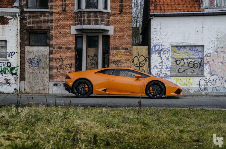 Lamborghini Huracan LP610-4 cars supercars wallpaper