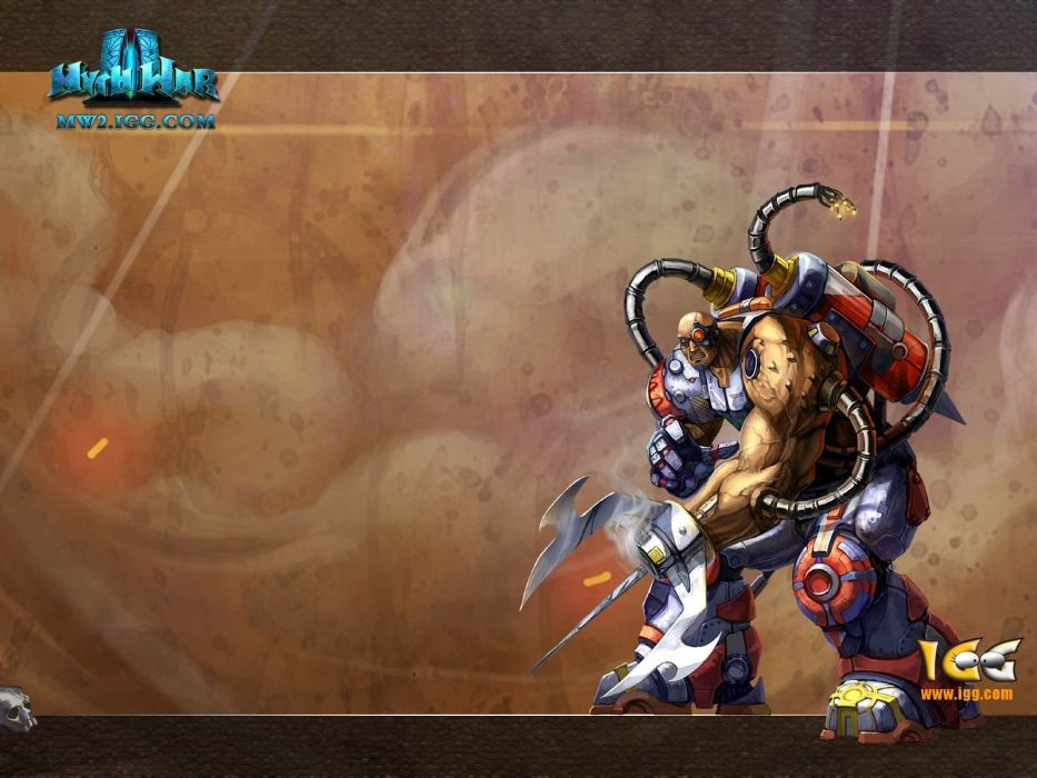 MYTH WAR ONLINE fantasy mmo rpg mythological 1mwo action adventure fighting magic warrior poster wallpaper