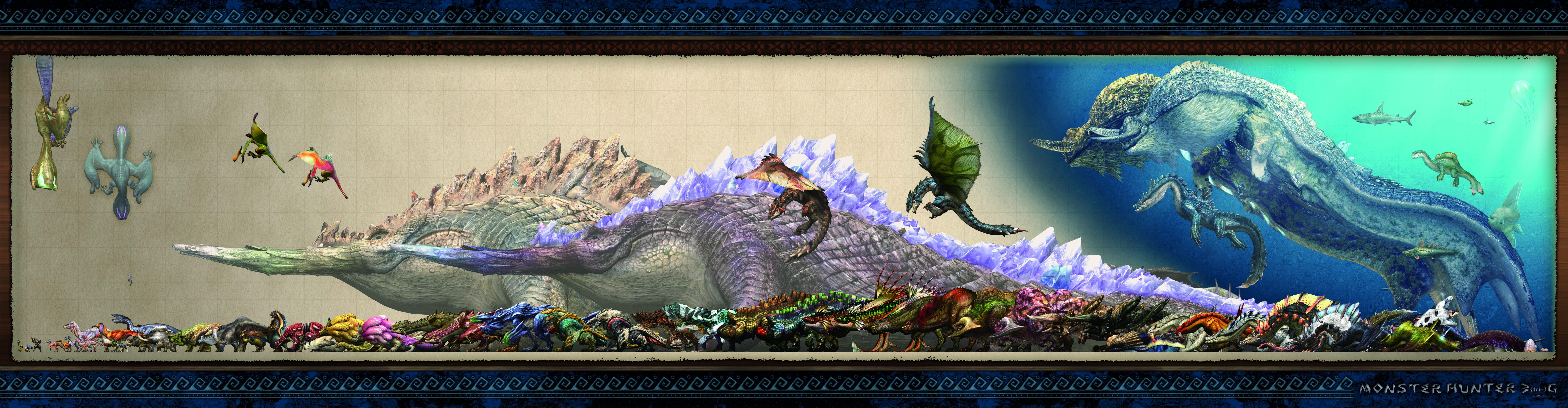 Monster Hunter Online Mmo Rpg Fantasy Hunting 1mhf Action Dragon