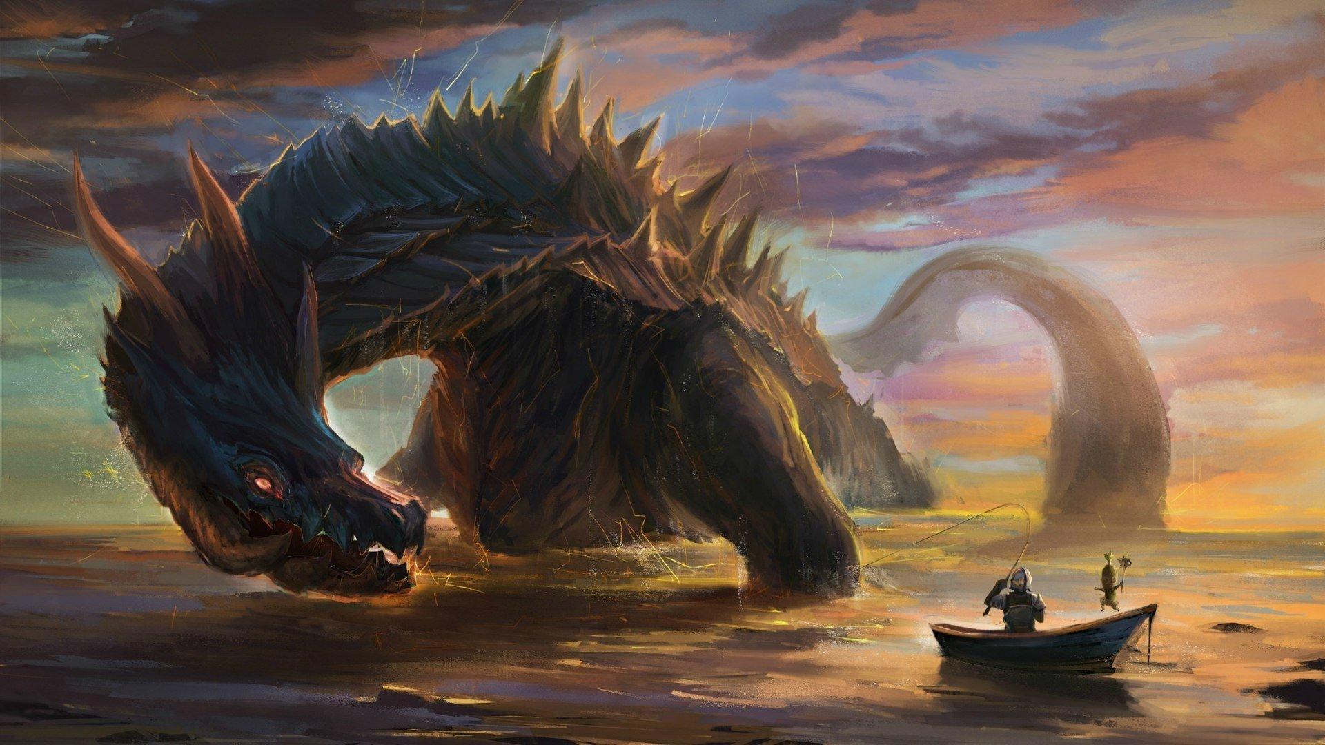 monster hunter online mmo rpg fantasy hunting 1mhf action