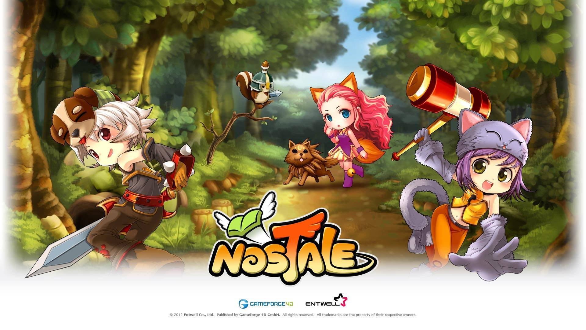 nostale online