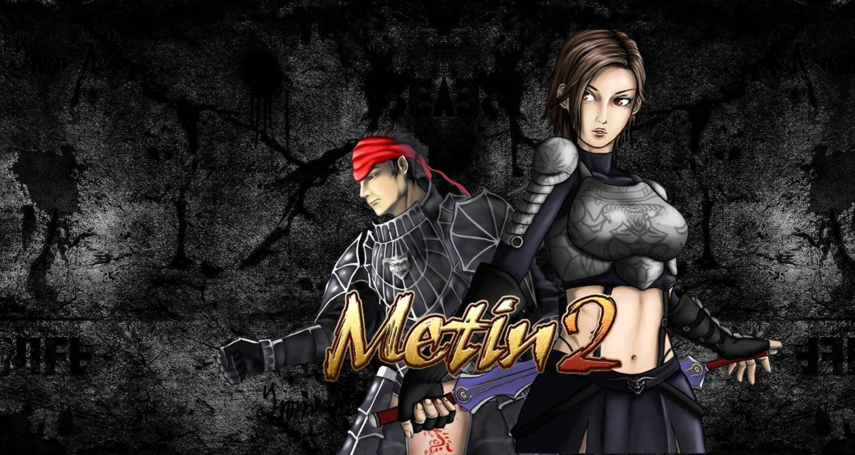 METIN 2 asian fantasy mmo rpg action fighting magic samurai warrior online 1metin ninja anime poster wallpaper