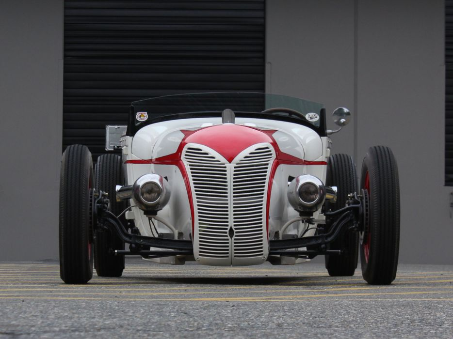 1928 Ford Lakester Hot Rod Hotrod Streerod Street USA-2500x1875-02 wallpaper